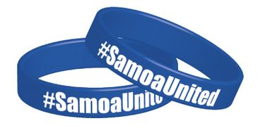 Wristband #SamoaUnited