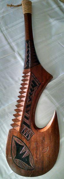 War Club - Samoan Talavalu (kalavalu) - 36 inches