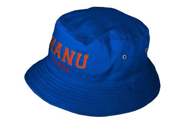 Hat: Manu Samoa Bucket Hat