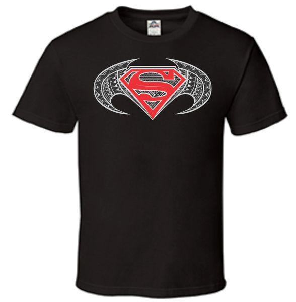 T-Shirt Super Bat by Island Press