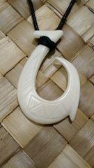 Maui - Bone Carving