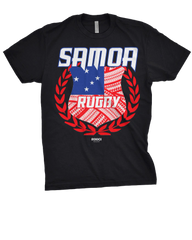 Samoa Rugby T-Shirt by Rooci Wear