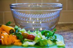 Customized Glass Bowl