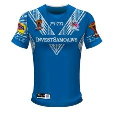 Samoa Rugby Jersey Toa 2017