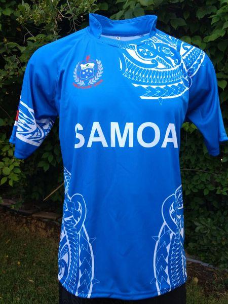 Jersey - Manu Samoa 2018