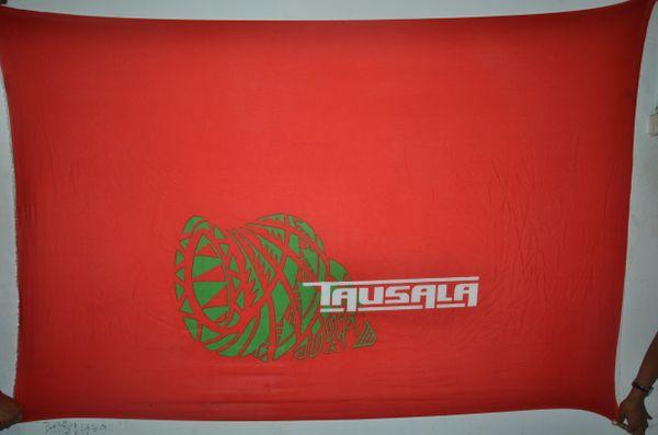 Tausala Lavalava / Pareo - Red
