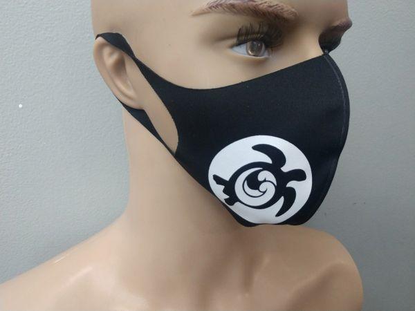 Mask: Turtle Print