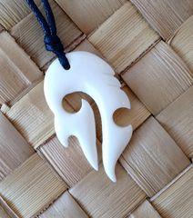 MatauKoru - Maori Bone Carving