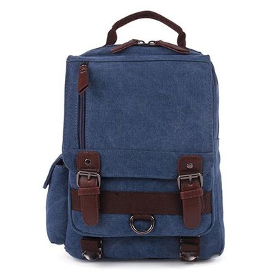Canvas small size back pack