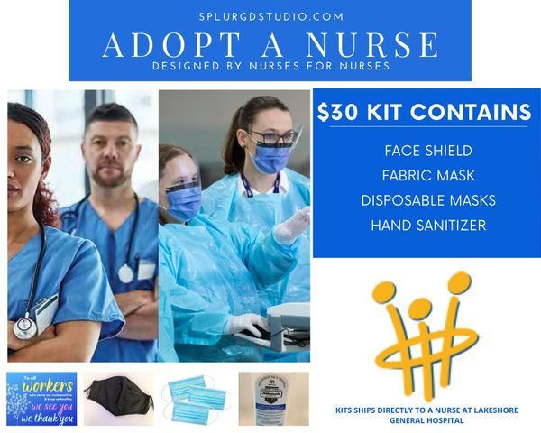 ADOPT-A-NURSE package