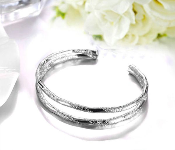 Alloy double bangle