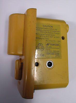 Topcon BT 34Q Battery Rebuild
