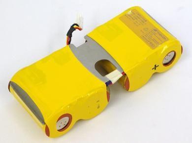 Topcon BT 43Q Battery Rebuild