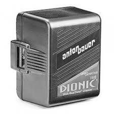 Anton Bauer Dionic 160 Battery Rebuild