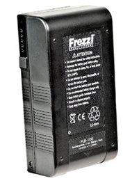 Frezzi FLB 200 Battery Rebuild