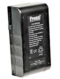 Frezzi FLB 200V Battery Rebuild