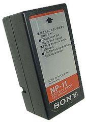 Sony NP 11 Battery Rebuild