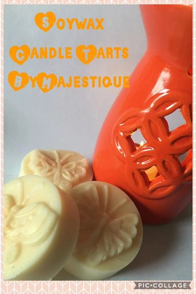 Soy Wax Candle Warmer Tarts