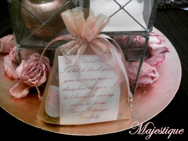 Mini Spa Set Gift Favors (Set of 12)