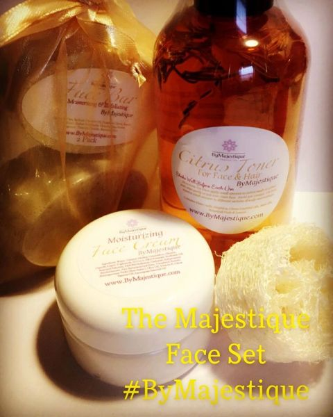 The Majestique Face Gift Set