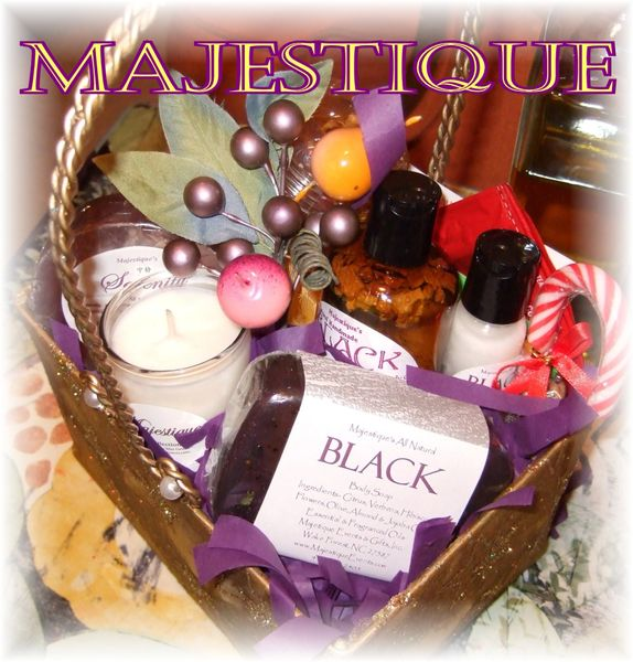 Masculine & Unisex Spa and Gift Sets