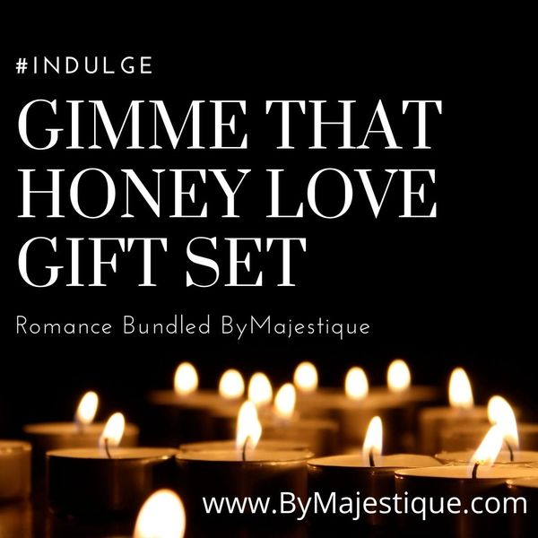 Gimme That Honey Love Gift Set