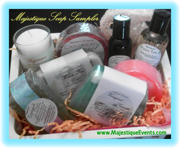 Majestique Spa Sampler Box