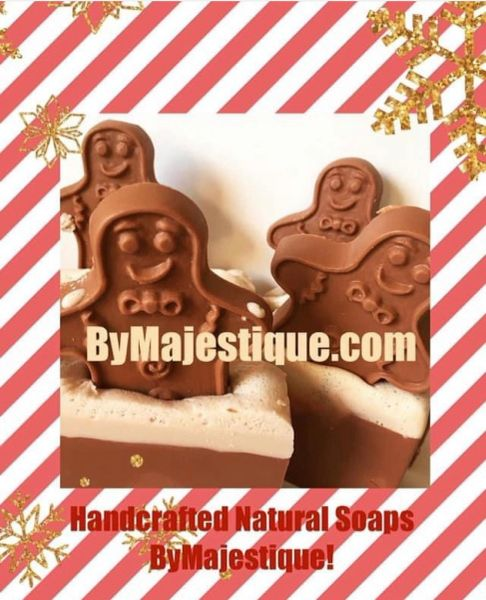 Holiday Soaps byMajestique (Limited Edition)