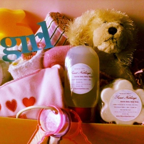 Welcome Baby Gift Set!