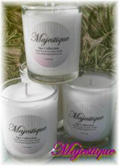 Soy Wax Candle byMajestique