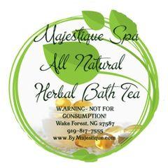 Soothing Herbal Bath Tea
