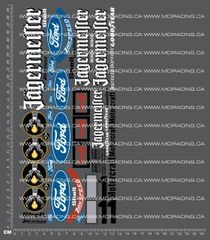 1/12TH TAM 58033 - FORD C100 RM MK.4 DECALS