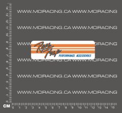 540 MOTOR DECALS - RACE PREP PERFORMANCE ACCESSORIES
