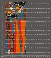1/12TH TAM 58063 - LUNCH BOX DECALS