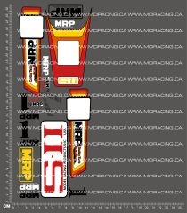 1/10TH MRP - STAGE 2 DECALS