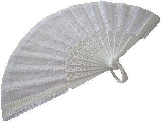 Folkloric Fans (lace)
