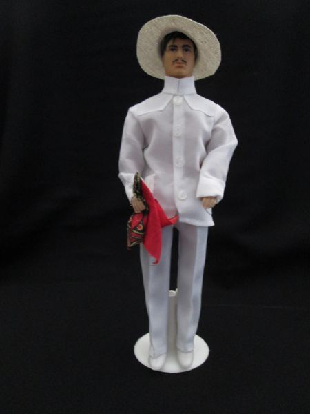 YUCATAN-MALE COLLECTION DOLL