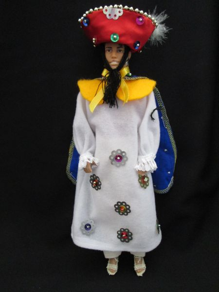 CHILENOS COLLECTION DOLL