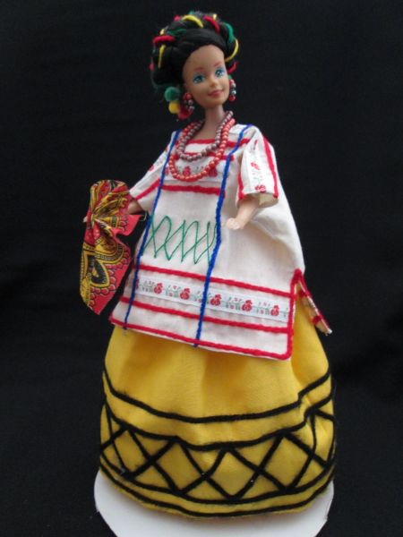 GUERRERO-AMUZGOS COLLECTION DOLL
