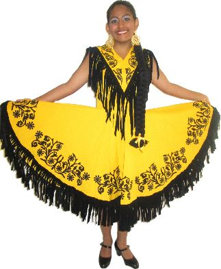 Tamaulipas Huasteco Dress