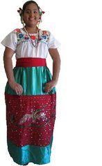 China Poblana Sencillo (skirt)