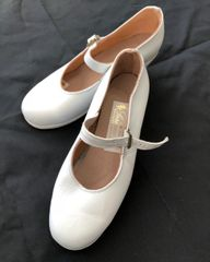 Women's White Shoes// Zapatos Blancos 30%OFF