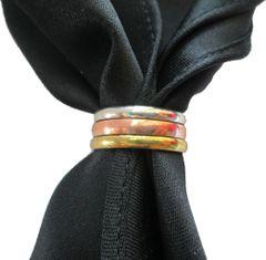 Anillos de Corbatines / Tie Rings