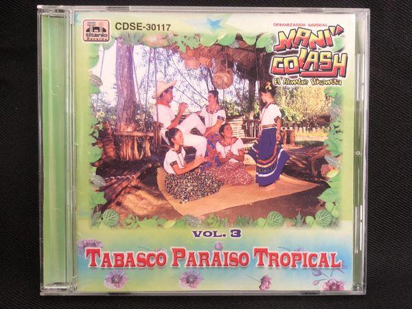 Tabasco Paraiso Tropical VOL 3