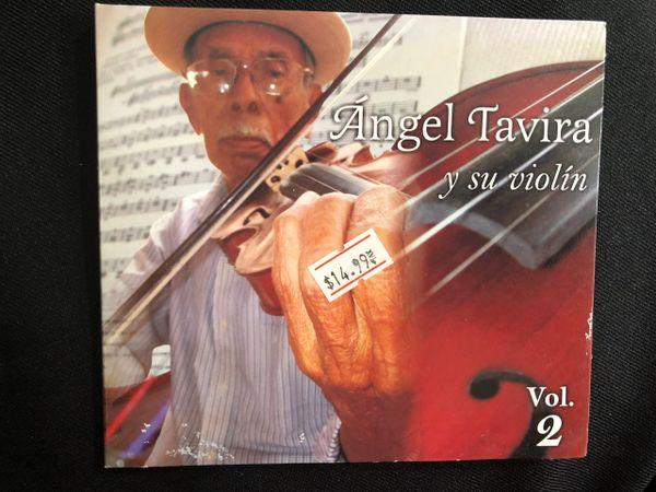 Angel Tavira y su violin vol 2