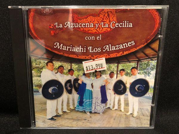 La Azucena y la Cecilia con el Mariachi Los Alazanes