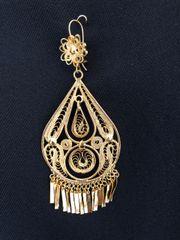 Large earrings- Drop/ Model 8