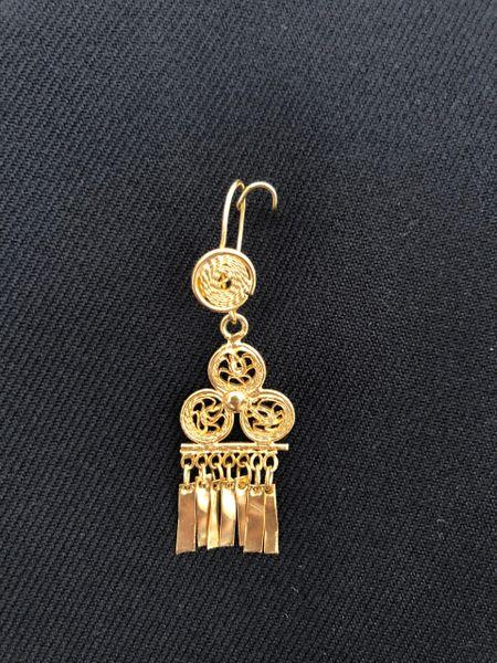 Mini earrings - Clover