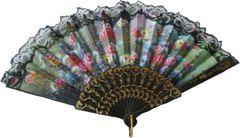 Folkloric Fans (flowers)