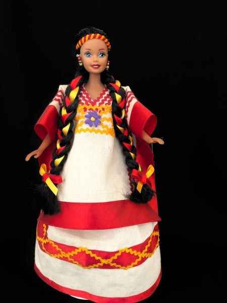 TLAXCALA COLLECTION DOLL